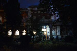 Night Intervention – Uta Bekaia Performance