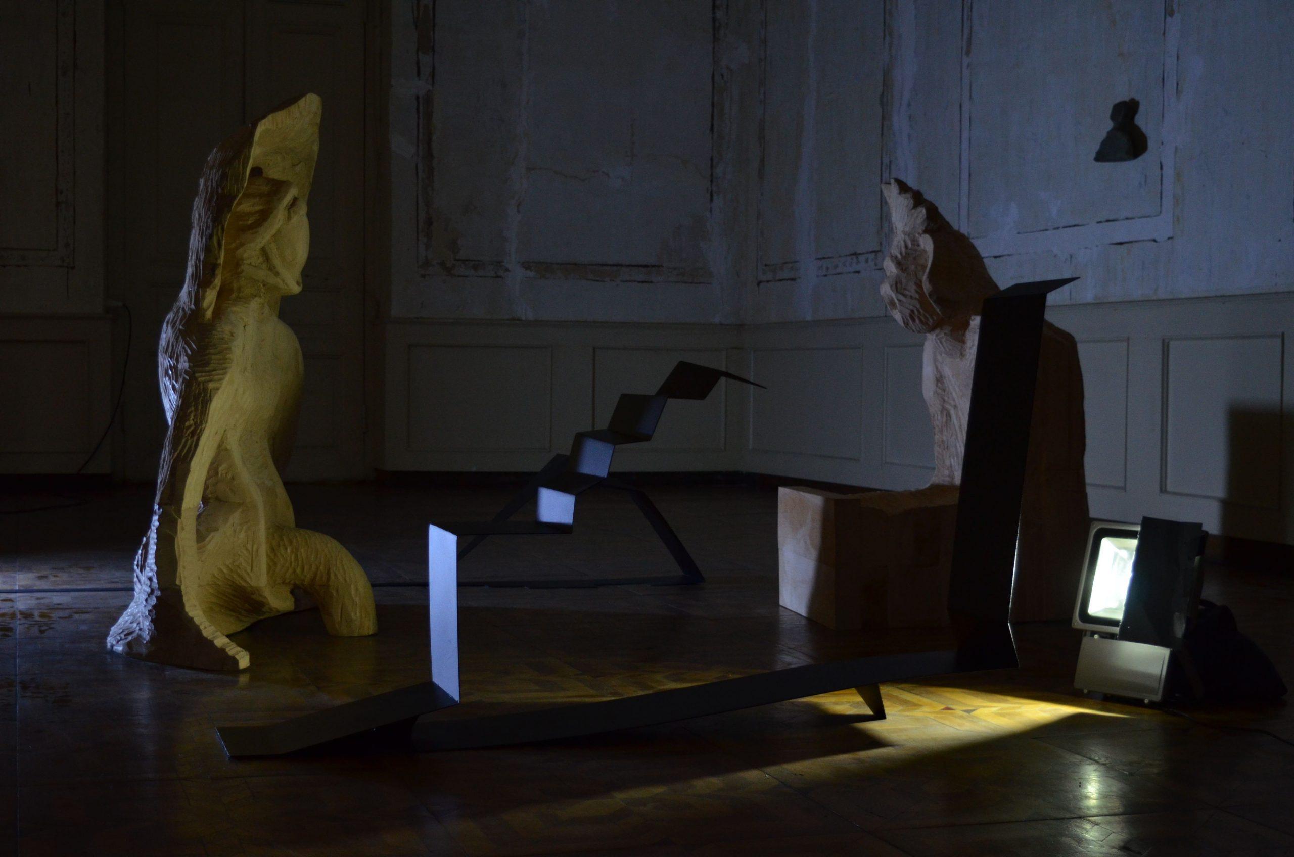 მე-5 ოთახი – ჩუბიკას (ნინო ჩუბინიშვილის) გამოფენა