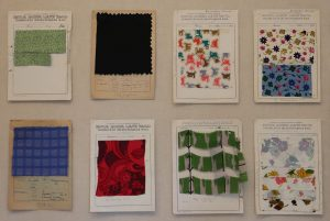 Artistic Forms of Presenting Industrial Textiles