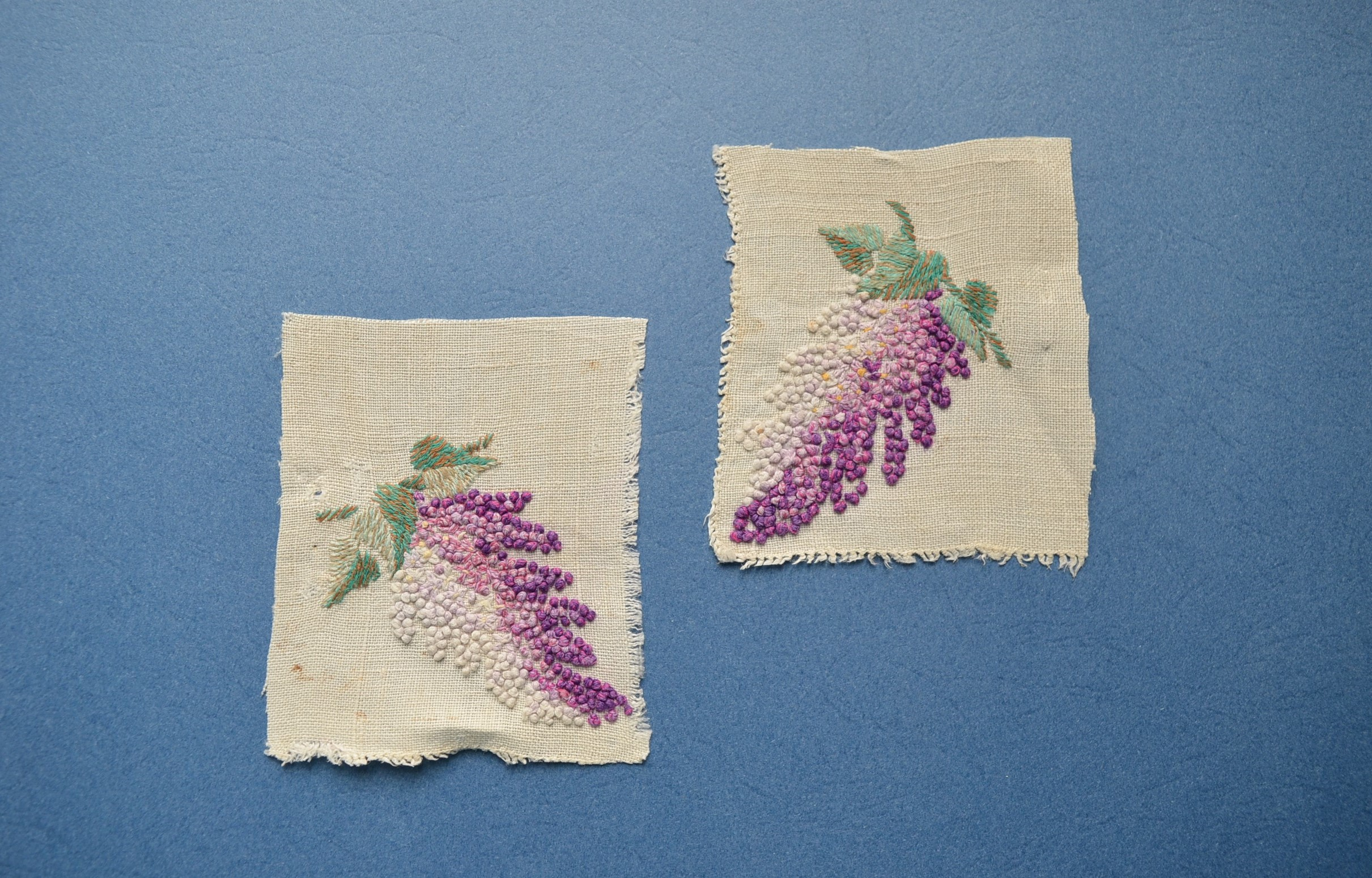 Embroideries Created During Deportation